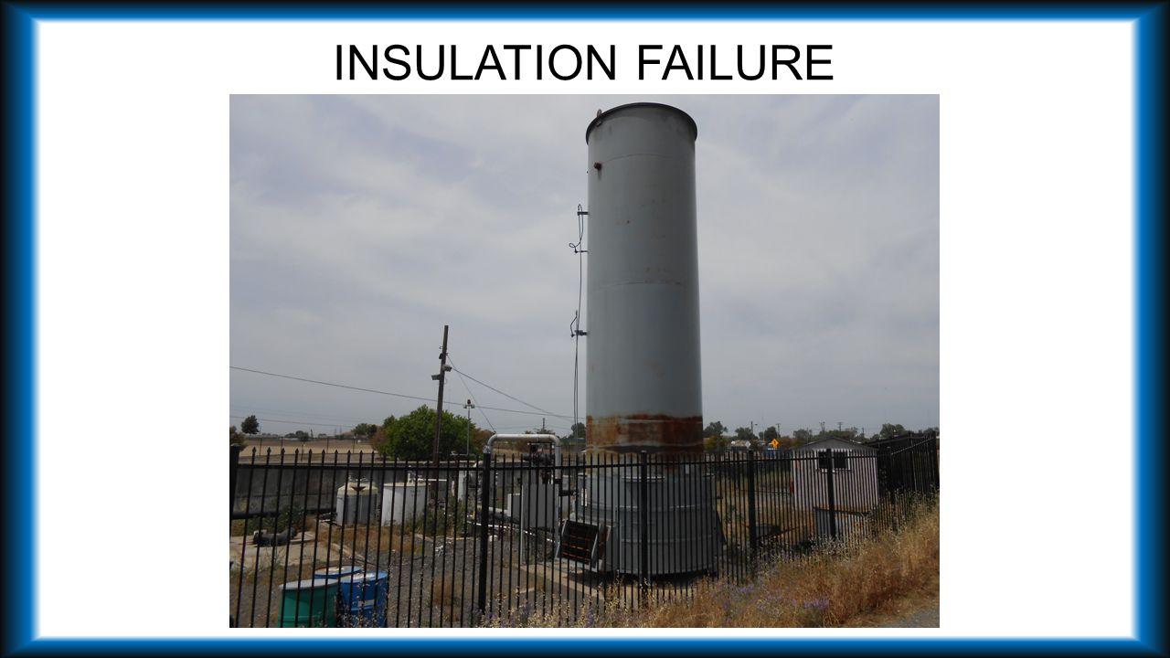 INSULATION FAILURE