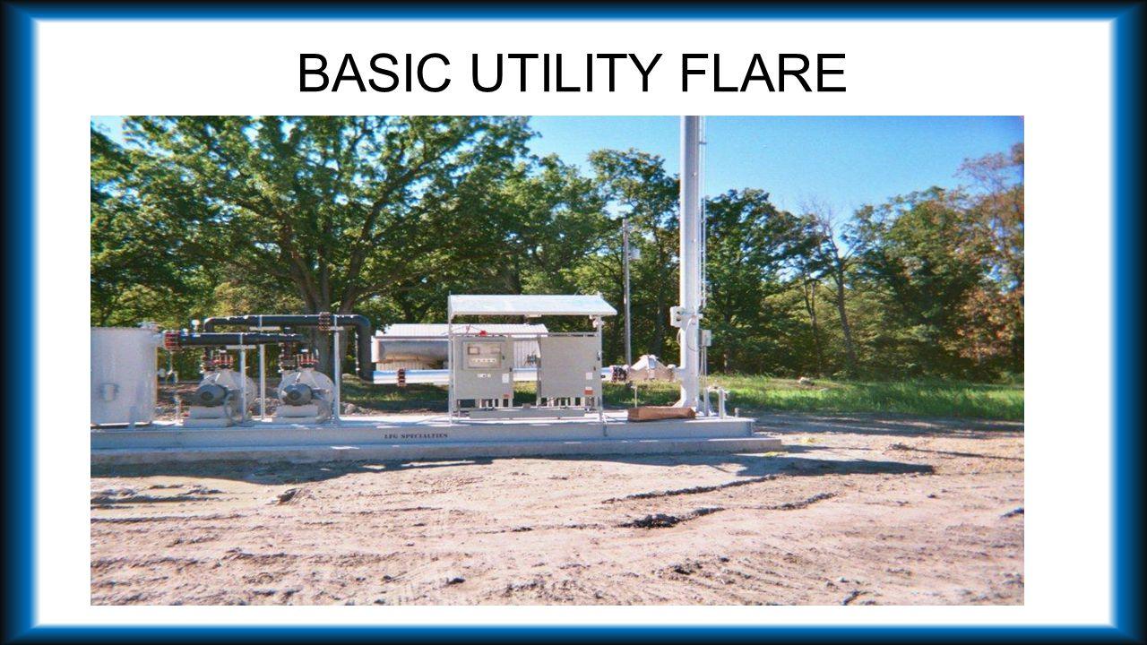 BASIC UTILITY FLARE