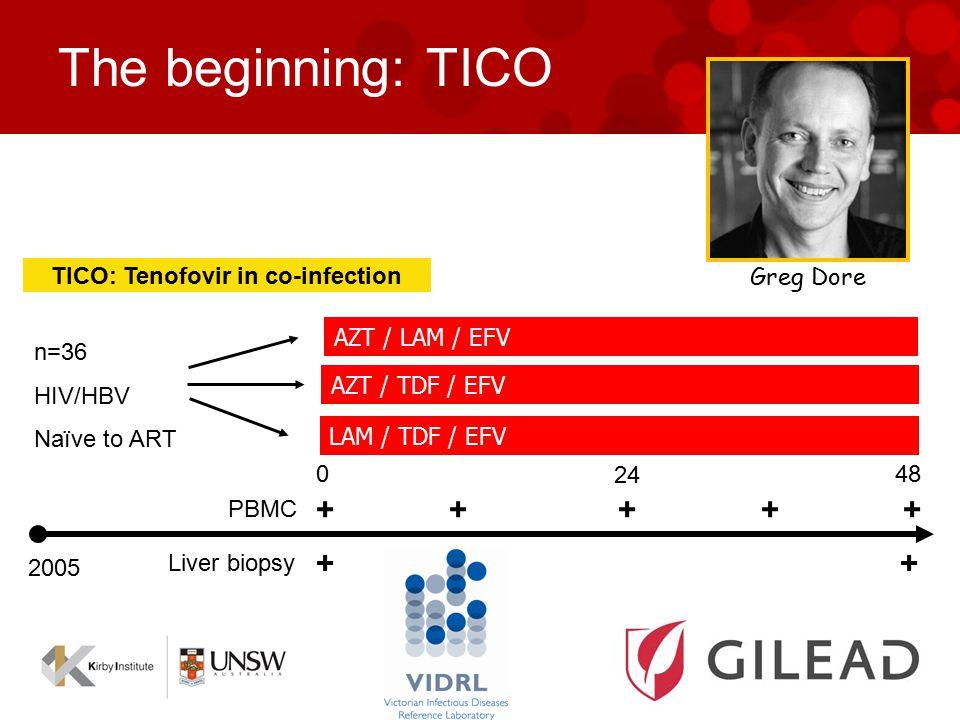 Vitamin D deficiency 2005 TICO (n=36) HIV NAT (n=19) HIV NAT EXTENSION – TDF (n=48) 20072013 Anchalee Avihingsanon