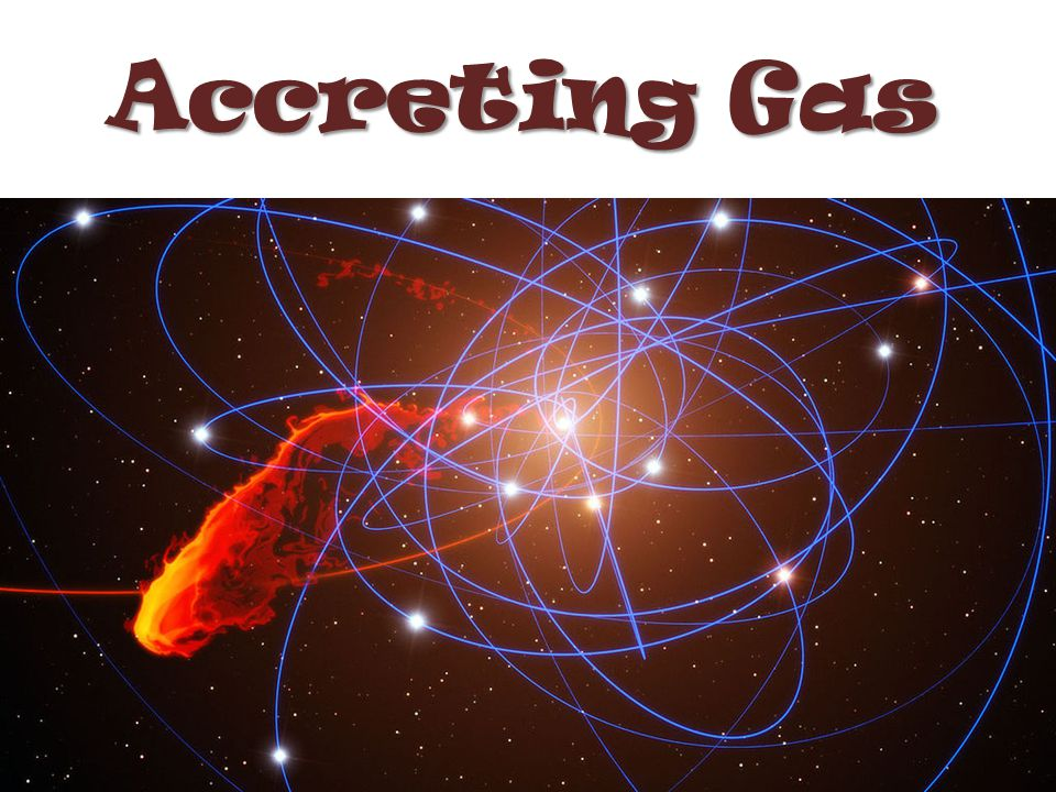 Accreting Gas