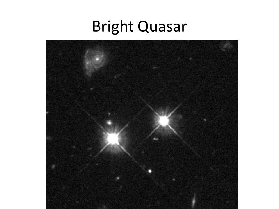 Bright Quasar