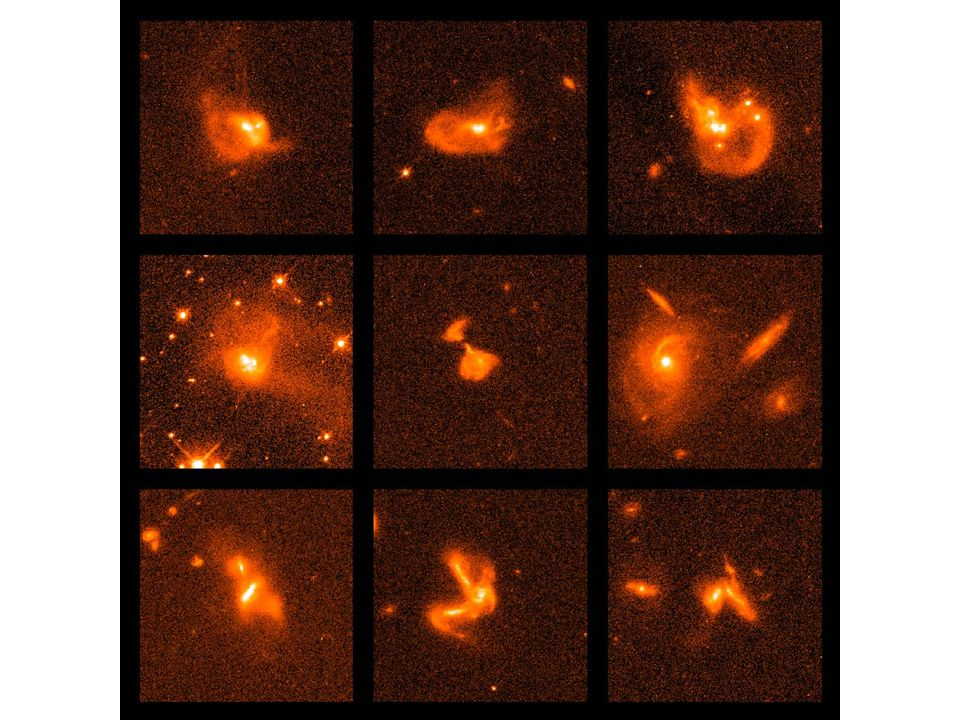 1.Quasars have a radius that is much bigger than a galaxy 2.Quasars extremely old 3.Quasars have an enormous luminosity 30 0 1234567891011121314151617181920 21222324252627282930