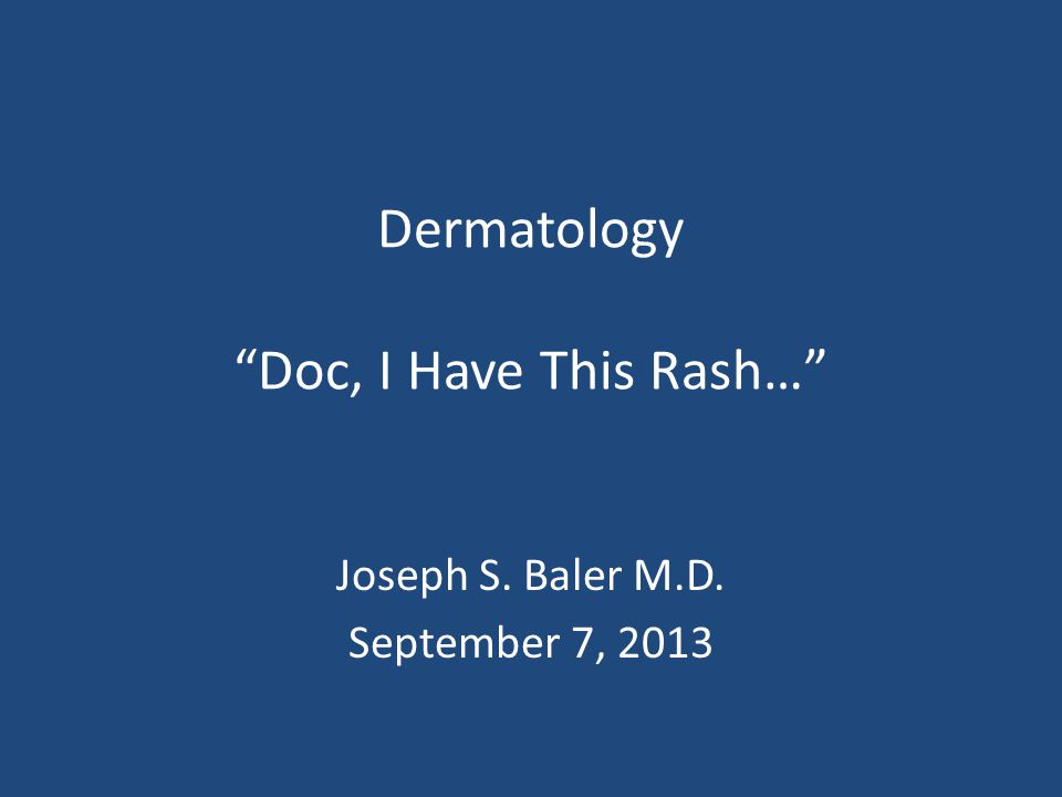 Treatment Perioral Dermatitis Avoid high potency topical steroids.