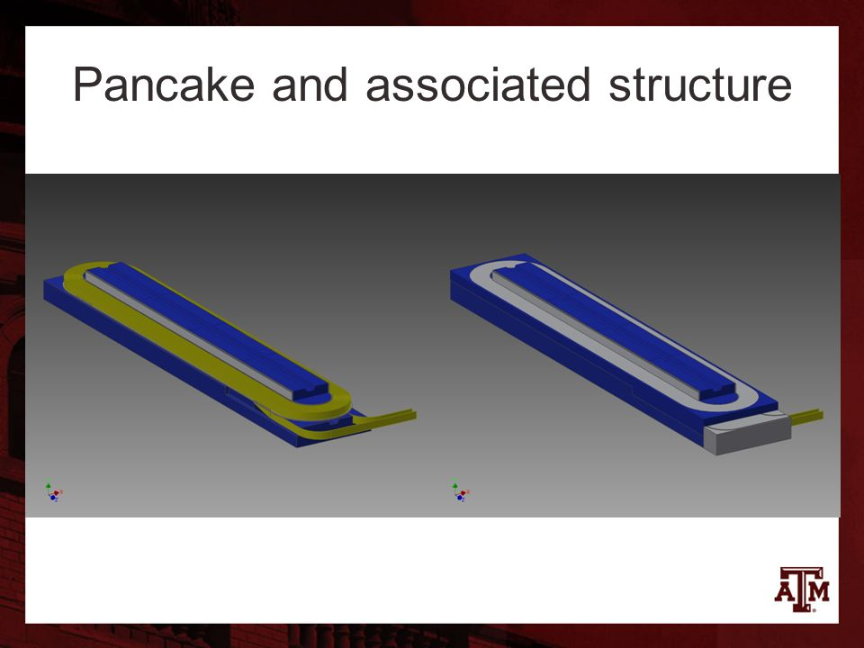 Pancake and associated structure