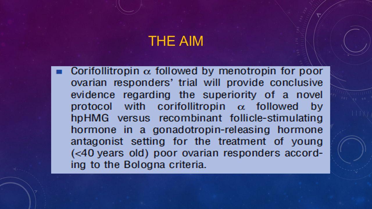THE AIM
