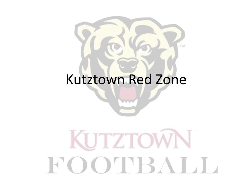 Kutztown Red Zone