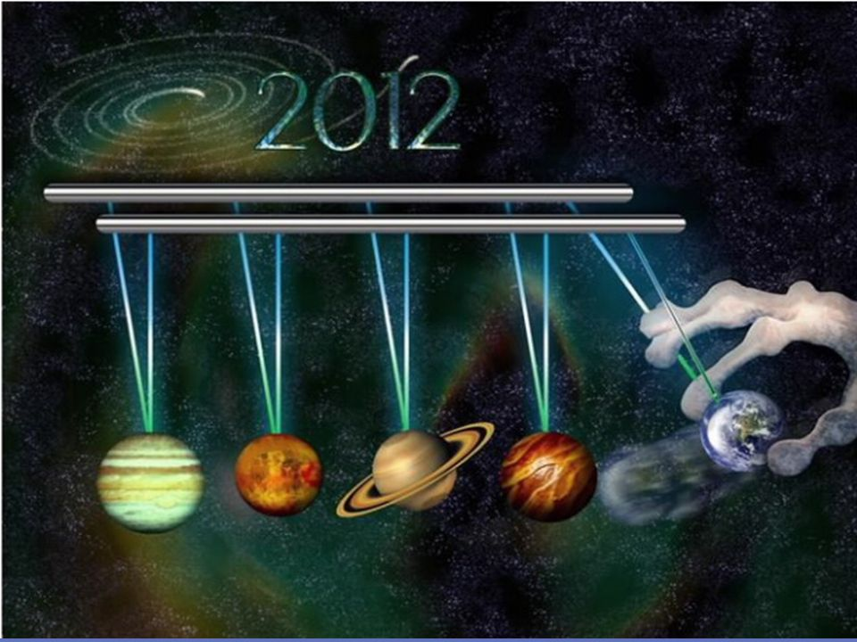 THE MAYAN CALENDAR  Predicts that there will be a end of the thirteenth Baktun cycle on 12/21/2012, the winter solstice.