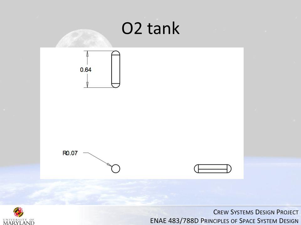 O2 tank