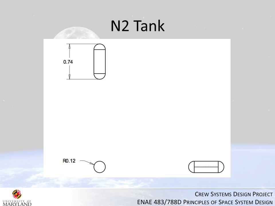 N2 Tank