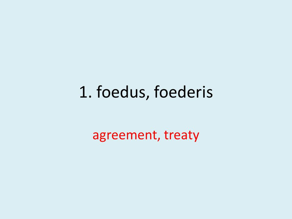 agreement, treaty