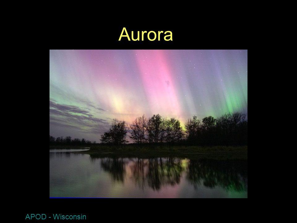 Aurora APOD - Wisconsin
