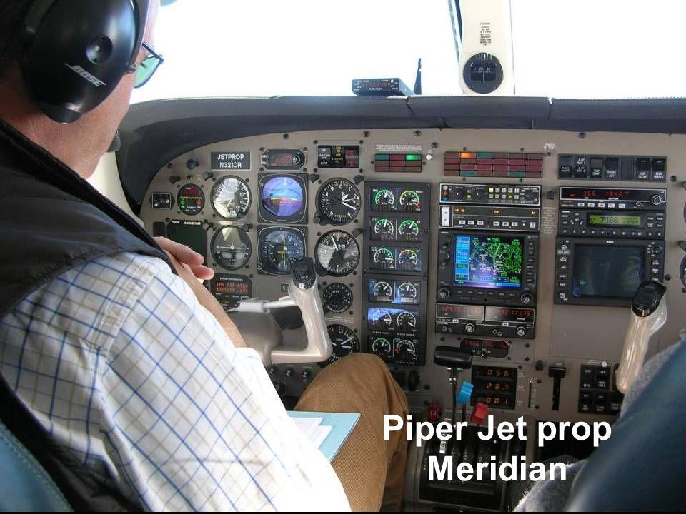 Piper Jet prop Meridian