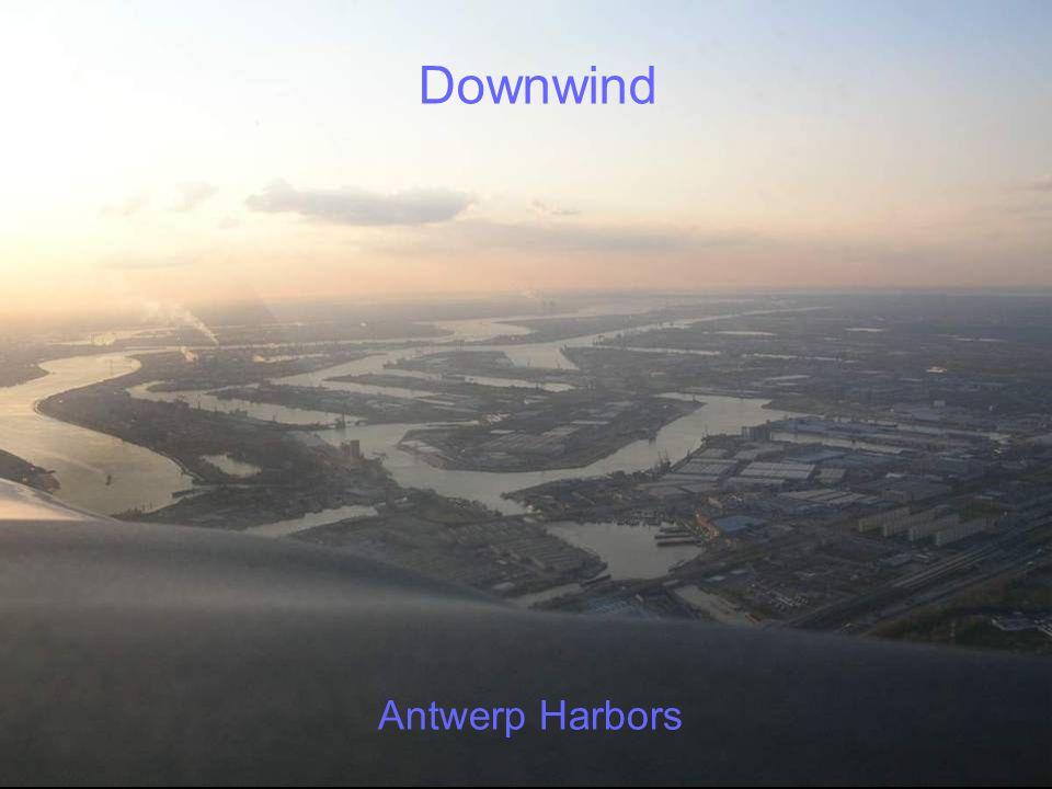Antwerp Harbors Downwind