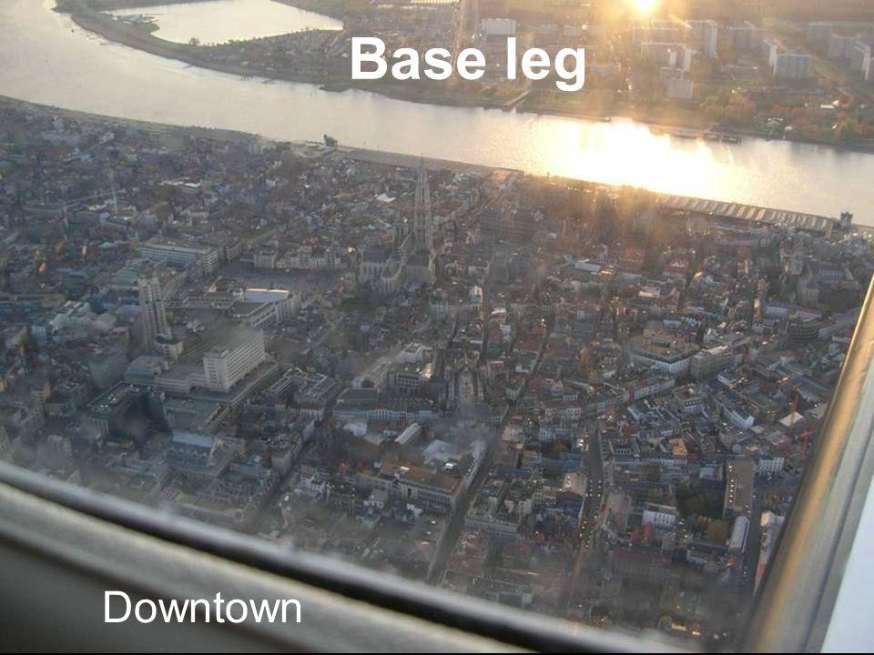 Downtown Base leg