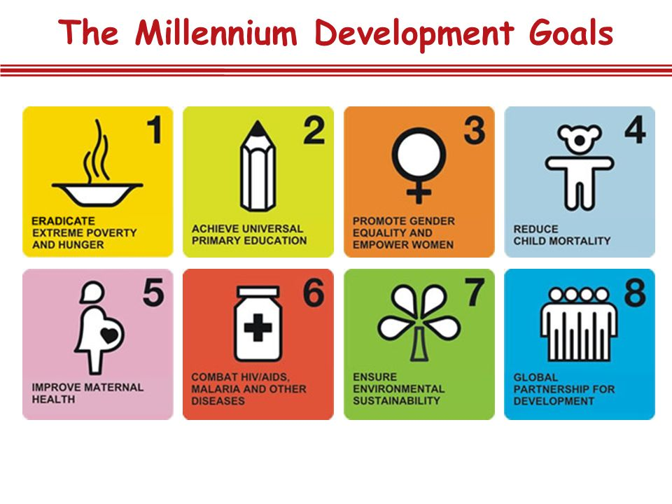 What do MDGs offer .i.An unparalleled opportunity to make the world a better place.