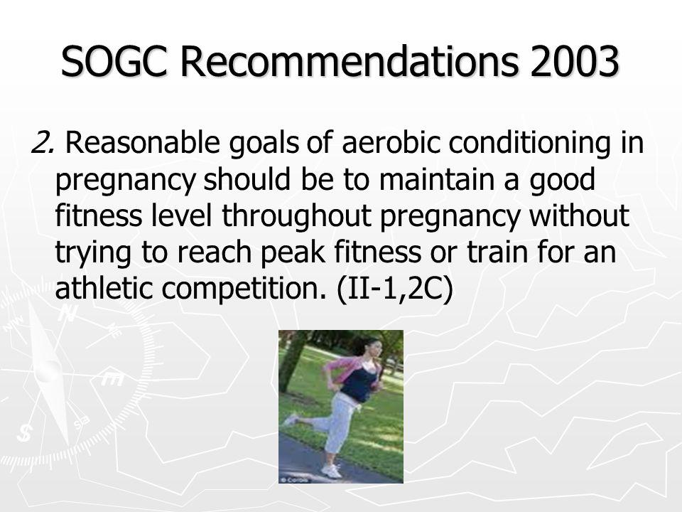 SOGC Recommendations 2003 2.