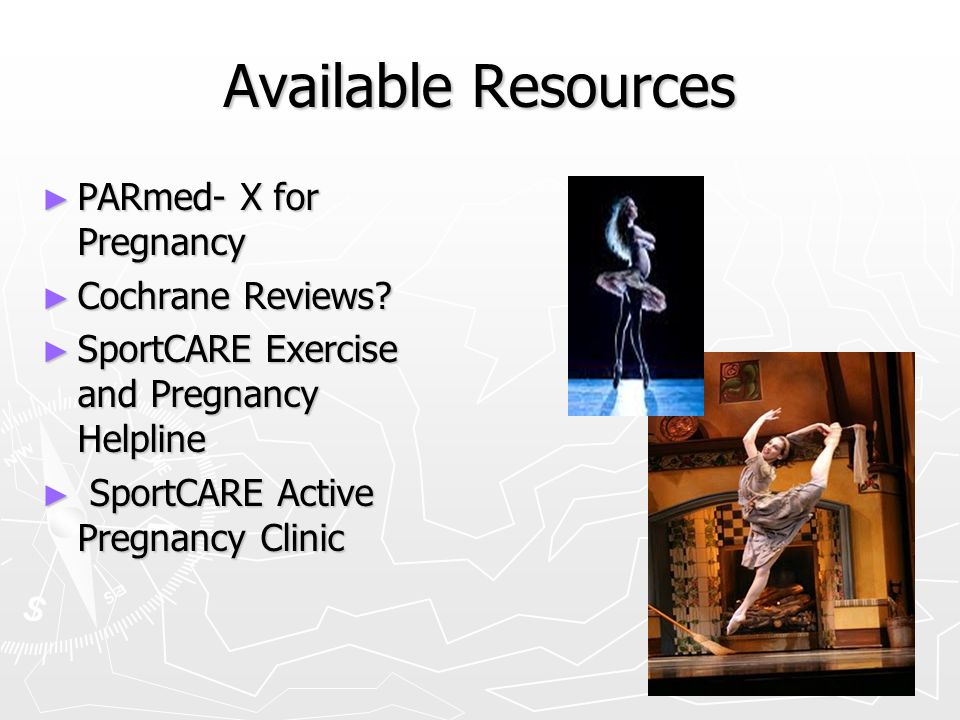 Available Resources ► PARmed- X for Pregnancy ► Cochrane Reviews.