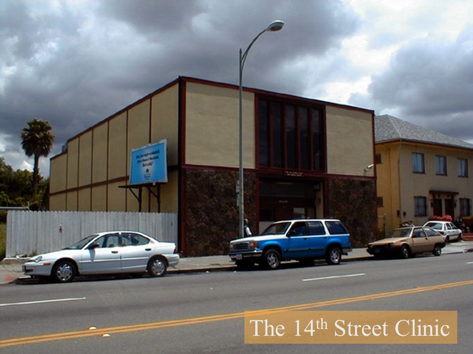 The 14 th Street Clinic