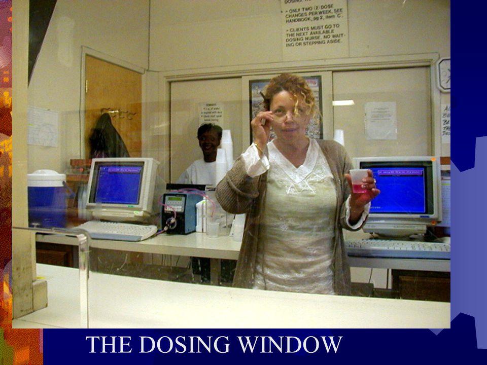 THE DOSING WINDOW