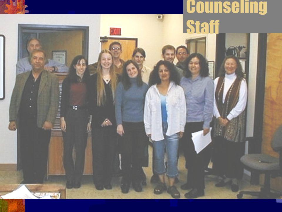 Counseling Staff