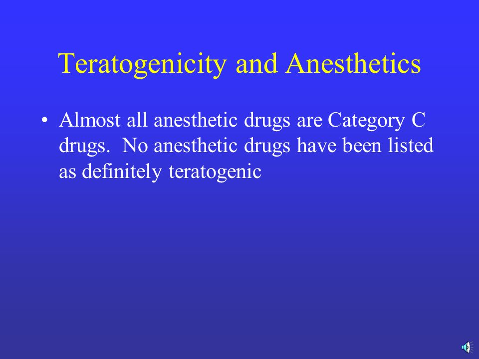 Scoring System for Medication Teratogenicity A Safety established by human studies B Presumed safety established by animal studies C Uncertain safety: no human or animal studies show teratogenicity D Unsafe: evidence of risk which may be justified in certain clinical circumstances X Highly Unsafe