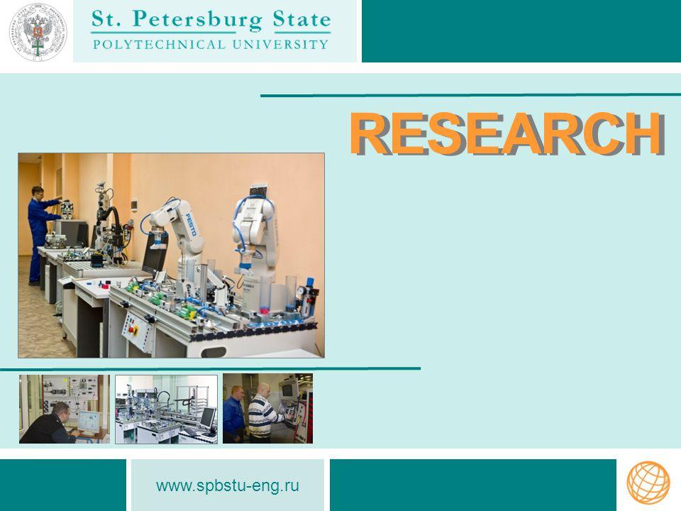 www.spbstu-eng.ru RESEARCH