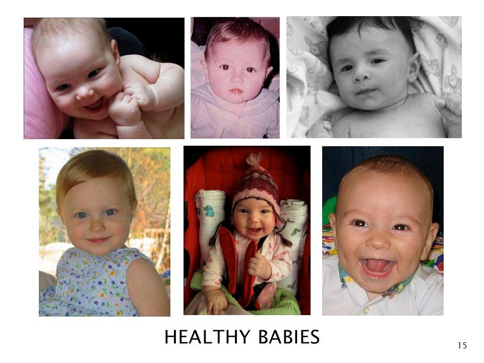 HEALTHY BABIES 15