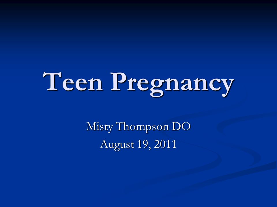 Teen Pregnancy and the Media 93% of those who had watched 16 & Pregnant agreed with the statement: I learned that teen parenthood is harder than I imagined from these episodes. About half (48%) say they have discussed these topics with their parents because of something they have seen in the media.