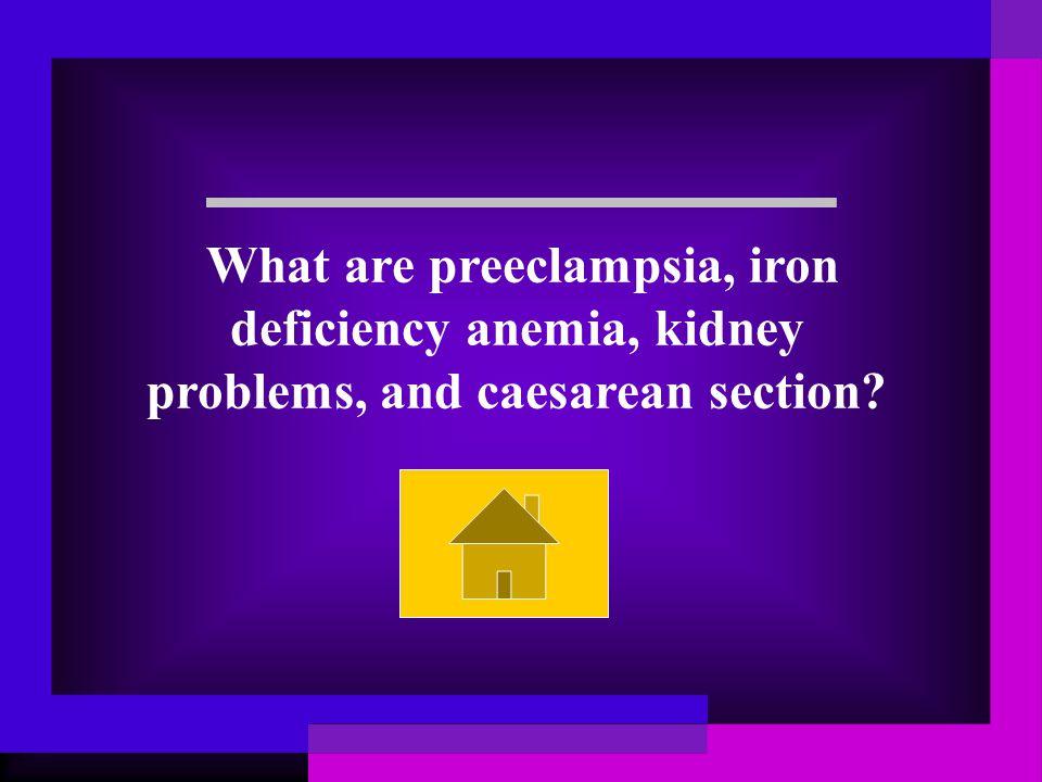 What are Calcium, Phosphorus, Zinc, and Magnesium.