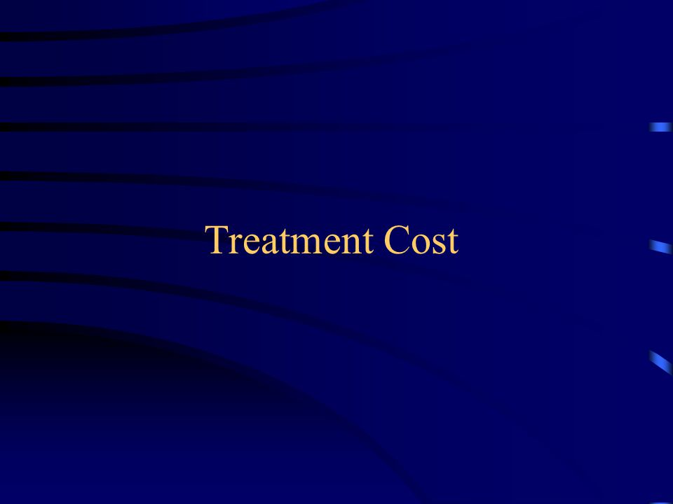 Treatment Cost