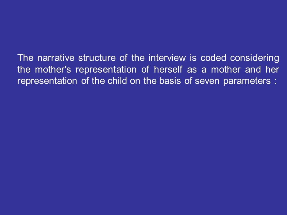 Therefore it is a privileged time for working with women on the maternal constellation centred on her role as a mother, on her child and on her relationship with her own mother.