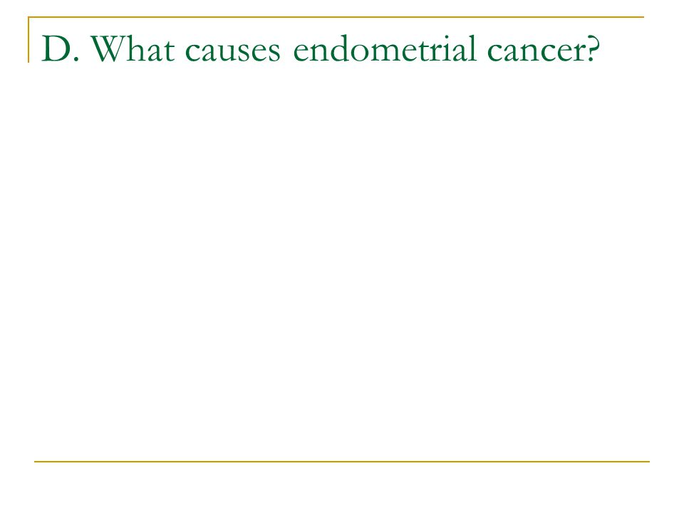 Survival rates 5 year survival rates for endometrial cancer by stage are: