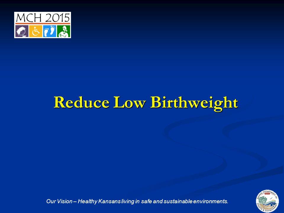 Reduce Low Birthweight