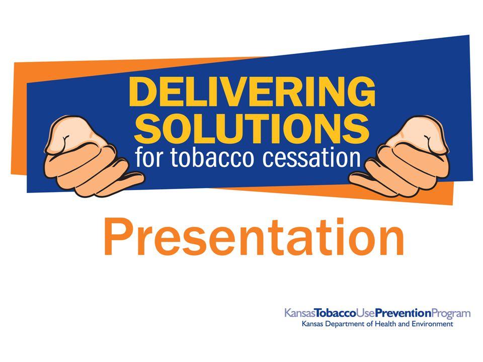 Kansas Tobacco Quitline Toll-free: 1-866-KAN-STOP (1-866-526- 7867).