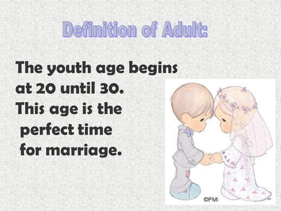  Definition of Adult:  Properties of Adult:  The differences between Adult and Teenage (Exception):  The things that Adult do their freetime:  Conclusion: Outline