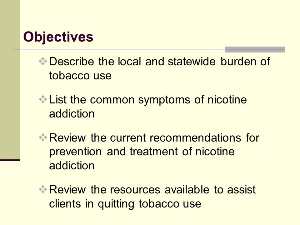 Burden of Tobacco Use in Michigan  Tobacco use is the number one cause of preventable death in Michigan  Tobacco kills more people in Michigan than AIDS, alcohol, auto accidents, cocaine, heroin, murders and suicides combined