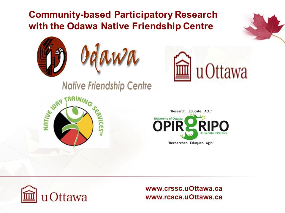 www.crssc.uOttawa.ca www.rcscs.uOttawa.ca Why should Physical Activity be a Priority in Pregnancy.