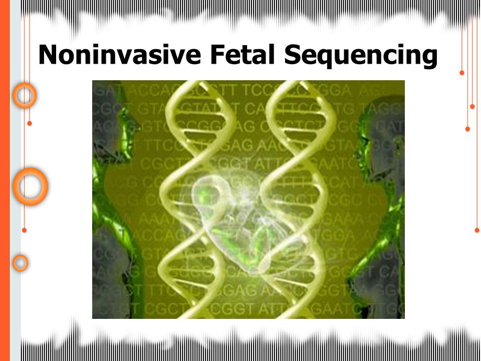 Noninvasive Fetal Sequencing