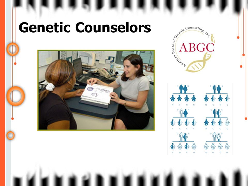 Genetic Counselors