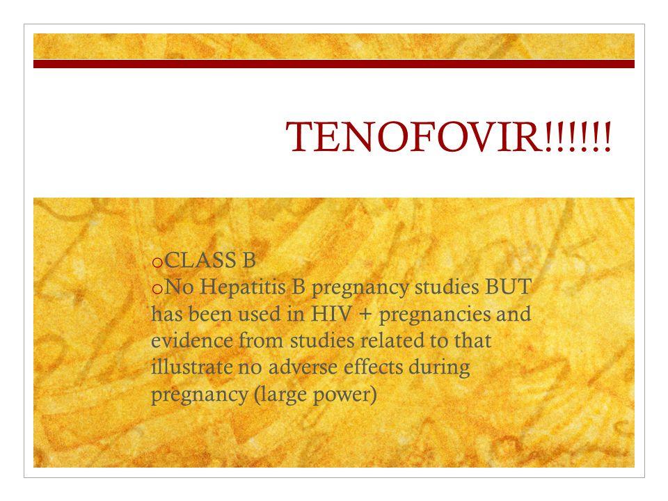 TENOFOVIR!!!!!.