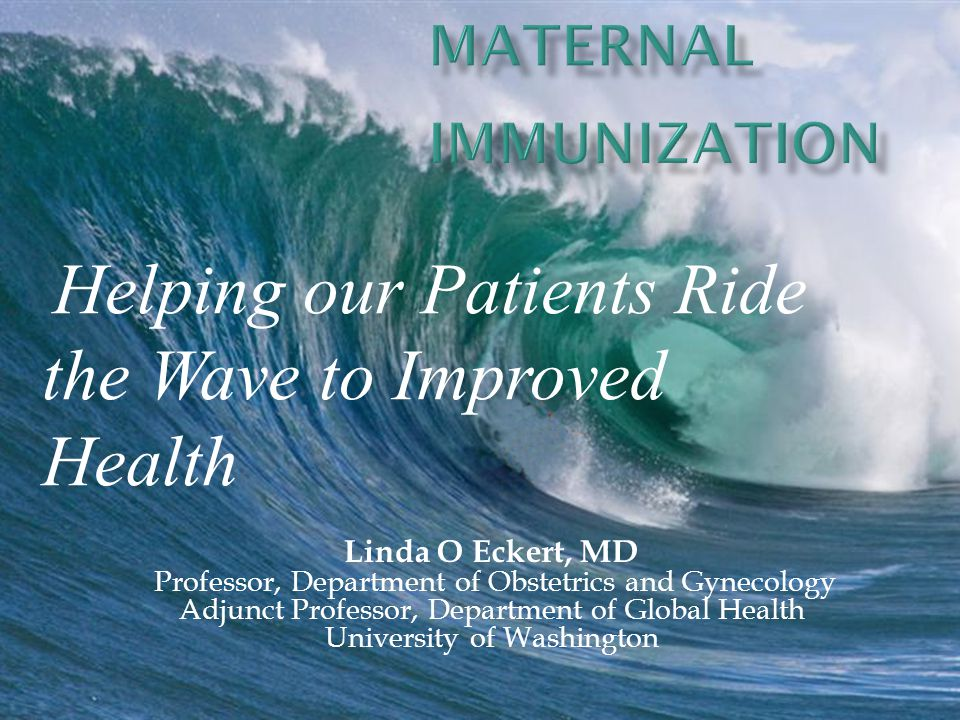About Immunization in Pregnancy and Postpartum: Share reasons why recommend Highlight positive personal experiences with vaccination Address questions Use screening form http://www.midwife.org/acnm/files/ccLibraryFiles/Fil ename/000000004051/Vaccination-Talking-Points-for- Midwives-Apr-2014.pdf http://www.midwife.org/acnm/files/ccLibraryFiles/Fil ename/000000004051/Vaccination-Talking-Points-for- Midwives-Apr-2014.pdf