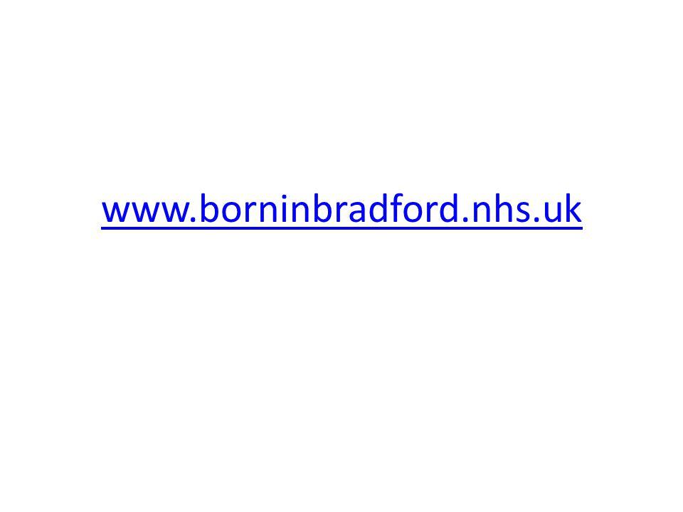 www.borninbradford.nhs.uk