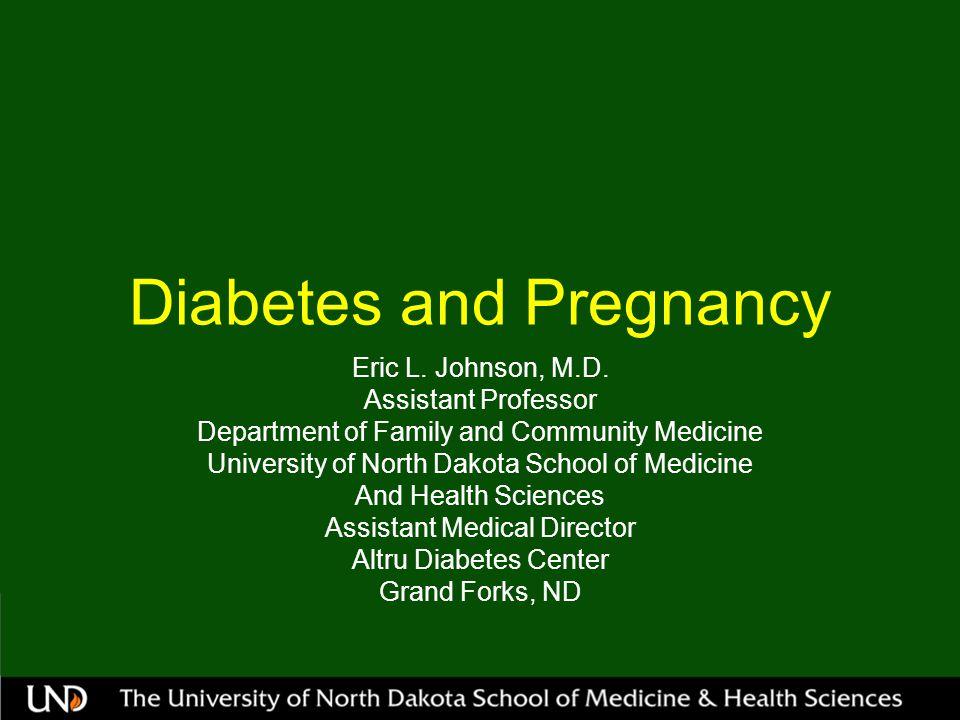 Contact Info/Slide Decks/Media e-mail eric.l.johnson@med.und.edu ejohnson@altru.org Facebook Search North Dakota Diabetes on Facebook Slide Decks (Diabetes, Tobacco, other) http://www.med.und.edu/familymedicine/slidedecks.html http://www.med.und.edu/familymedicine/slidedecks.html iTunes Podcasts (Diabetes) (Free downloads) http://www.med.und.edu/podcasts/ or search North Dakota Diabetes Podcasts http://www.med.und.edu/podcasts/ WebMD Page: (under construction) http://www.webmd.com/eric-l-johnson http://www.webmd.com/eric-l-johnson Diabetes e-columns (archived): http://www.diabetesnd.org/