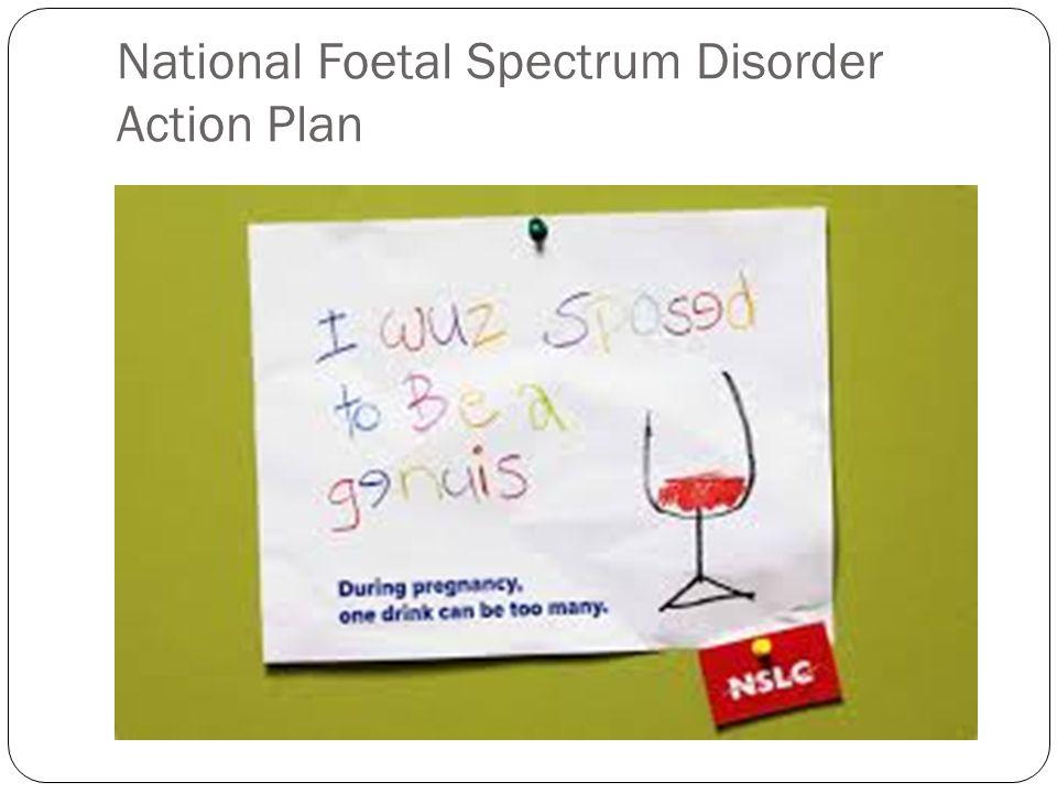 National Foetal Spectrum Disorder Action Plan