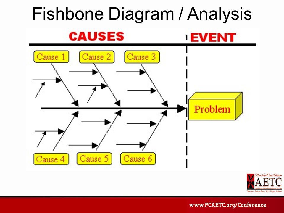 Fishbone Diagram / Analysis