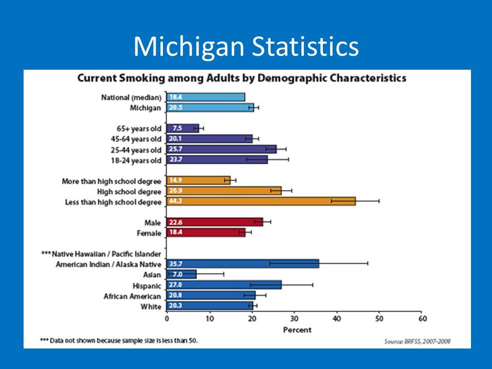 Michigan Statistics