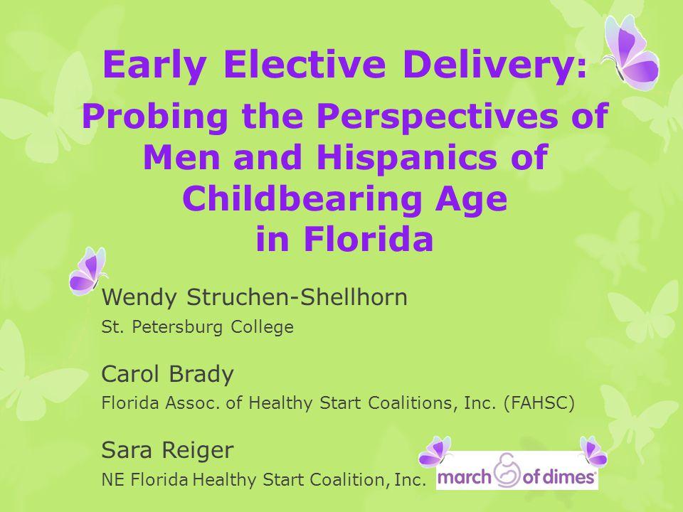 Increase in elective deliveries at 37-39 weeks U.S.