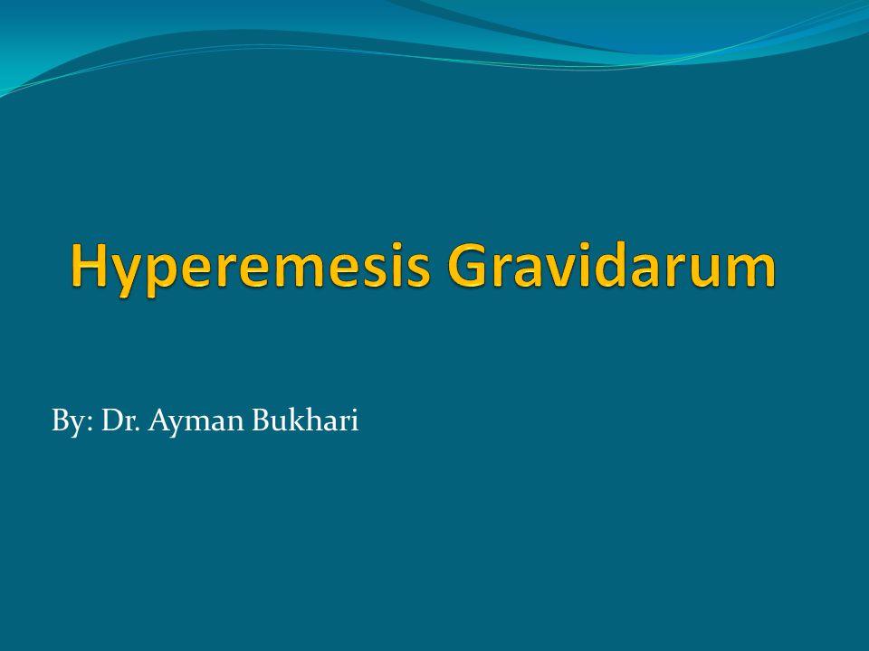 By: Dr. Ayman Bukhari