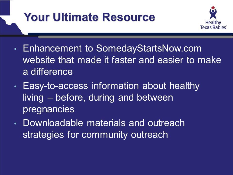 Your Ultimate Resource Enhancement to SomedayStartsNow.com website that made it faster and easier to make a difference Easy-to-access information abou