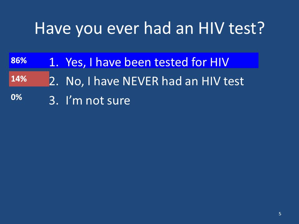 Why should we integrate HIV in reproductive health care settings? 6